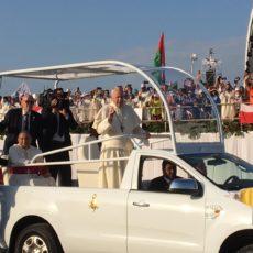 Wszystkie przemówienia papieża Franciszka z Panamy do młodych